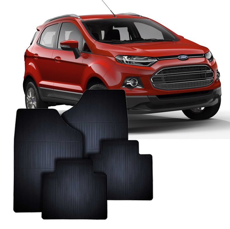 Tapete de Borracha Ford EcoSport