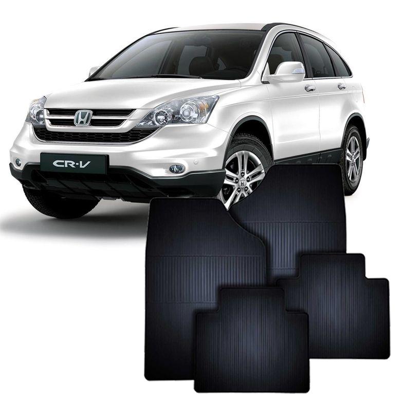 Tapete de Borracha Honda CR-V