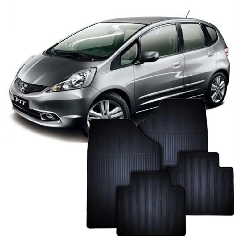 Tapete de Borracha Honda Fit