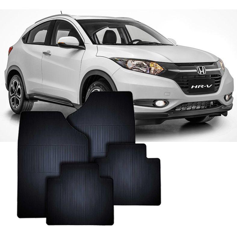 Tapete de Borracha Honda HRV