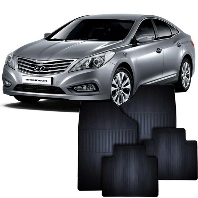 Tapete de Borracha Hyundai Azera