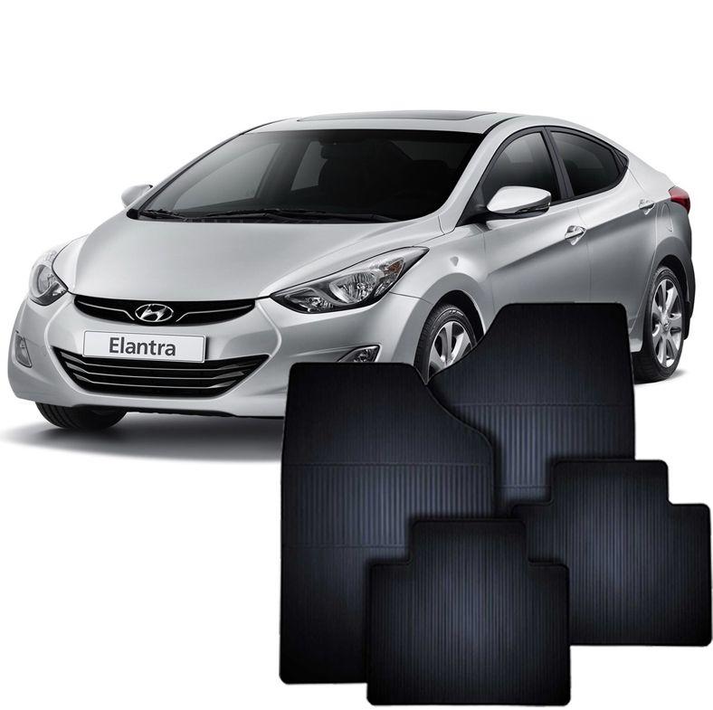 Tapete de Borracha Hyundai Elantra