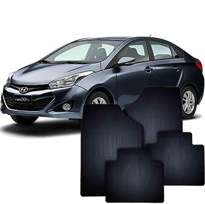 Tapete de Borracha Hyundai HB20S