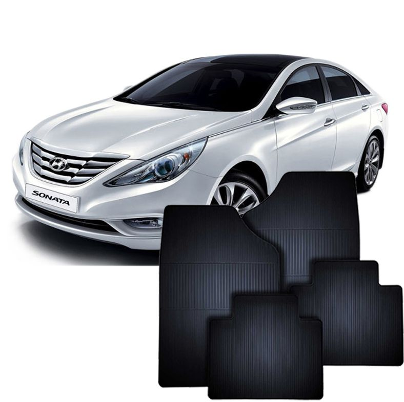 Tapete de Borracha Hyundai Sonata