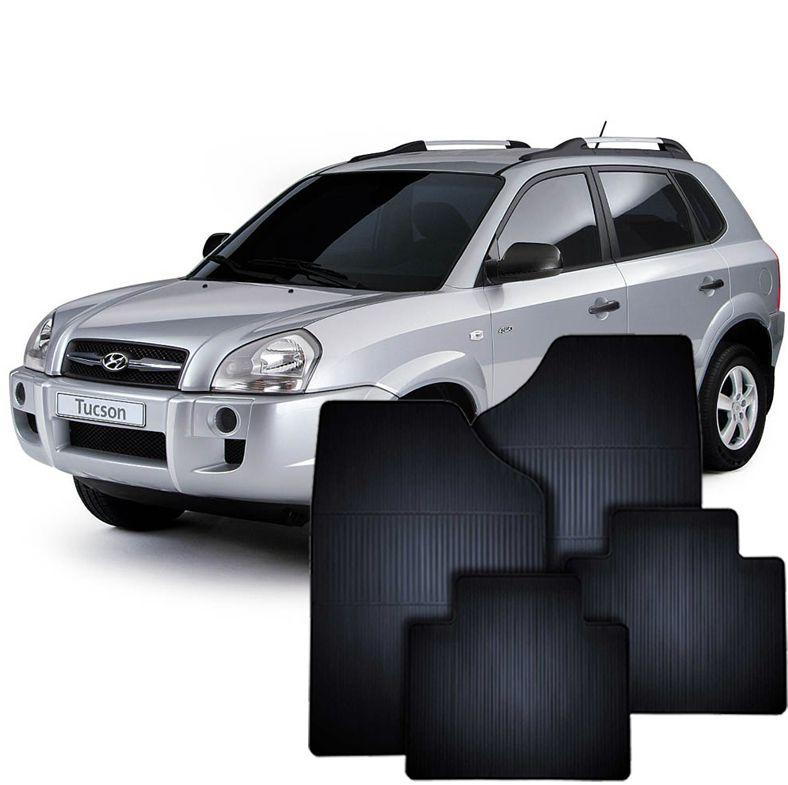 Tapete de Borracha Hyundai TUCSON