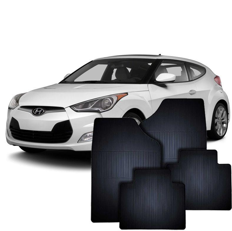 Tapete de Borracha Hyundai Veloster