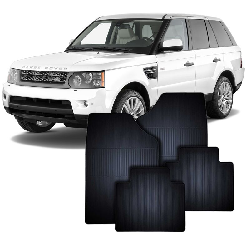 Tapete de Borracha Land Rover Range Rover