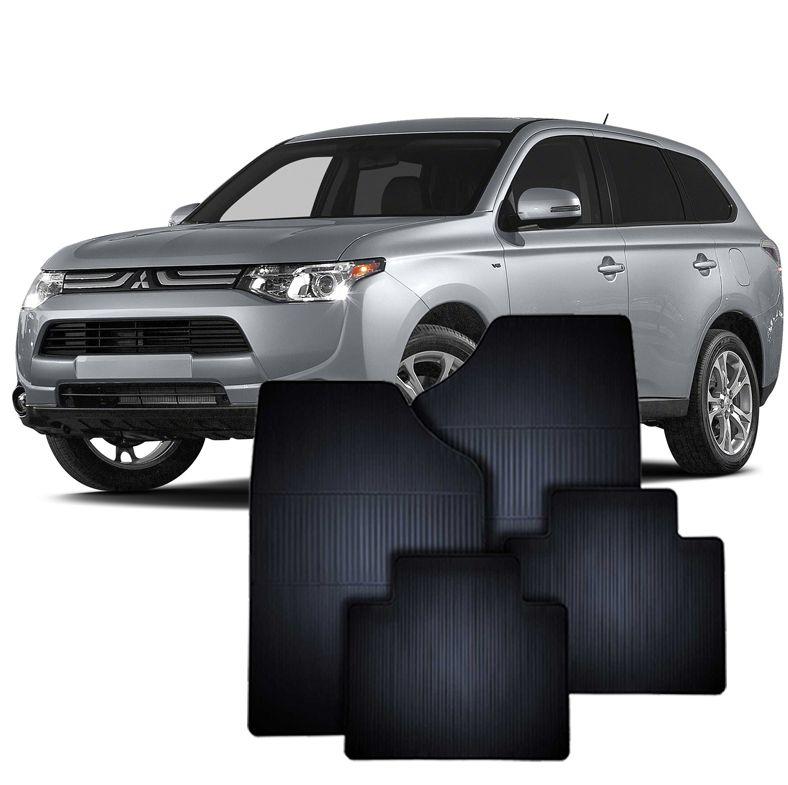 Tapete de Borracha Mitsubishi OUTLANDER