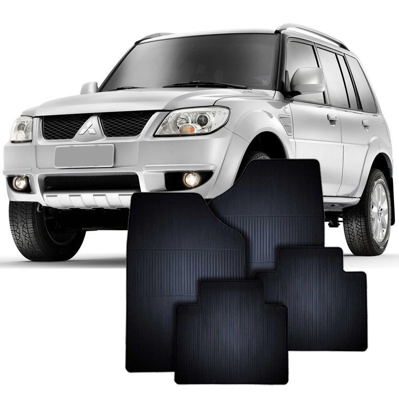 Tapete de Borracha Mitsubishi TR4
