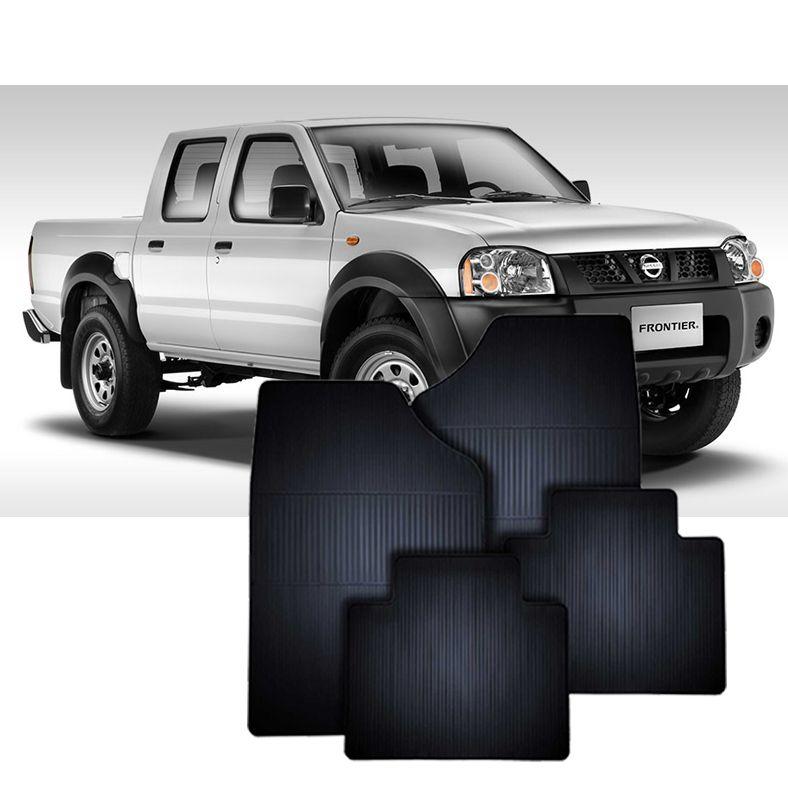 Tapete de Borracha Nissan Frontier