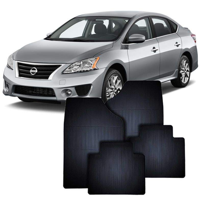 Tapete de Borracha Nissan Sentra