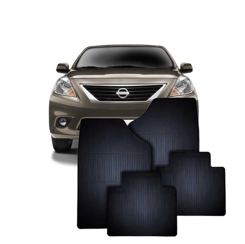 Tapete de Borracha Nissan VERSA