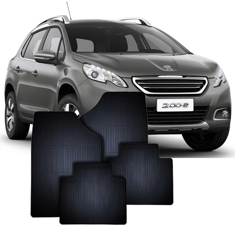 Tapete de Borracha Peugeot Peugeot 2008