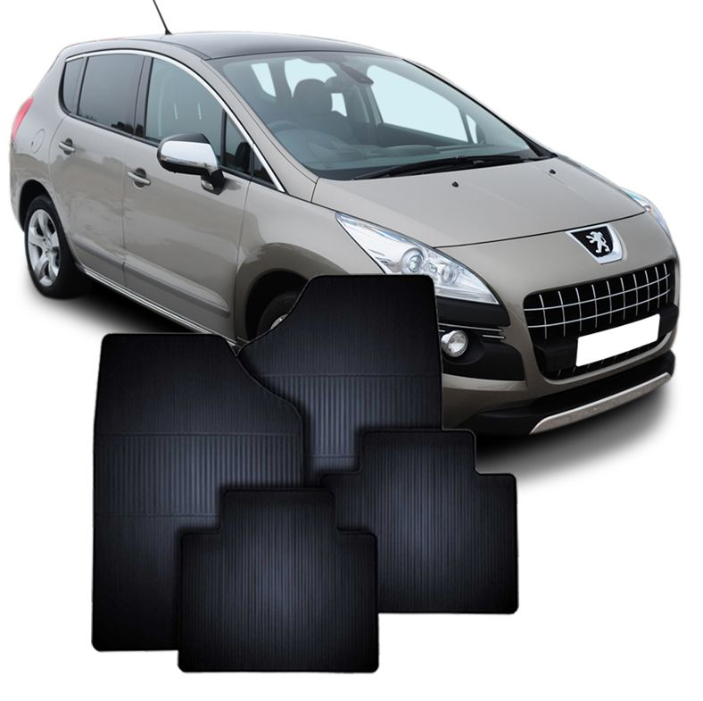 Tapete de Borracha Peugeot 3008