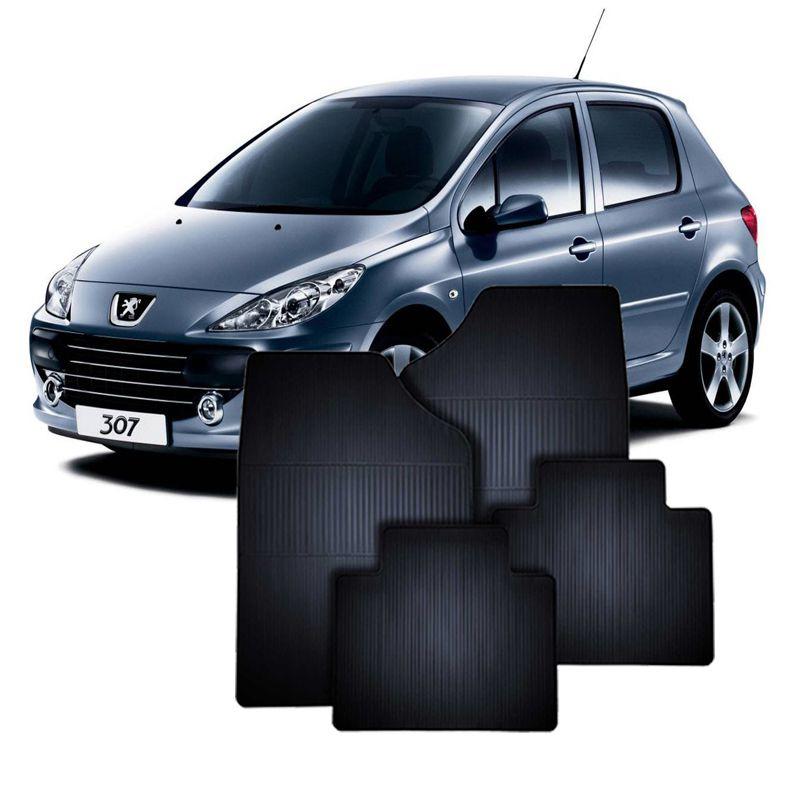 Tapete de Borracha Peugeot 307