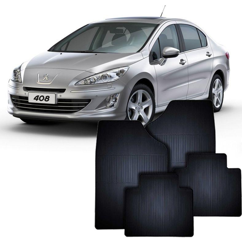 Tapete de Borracha Peugeot 408
