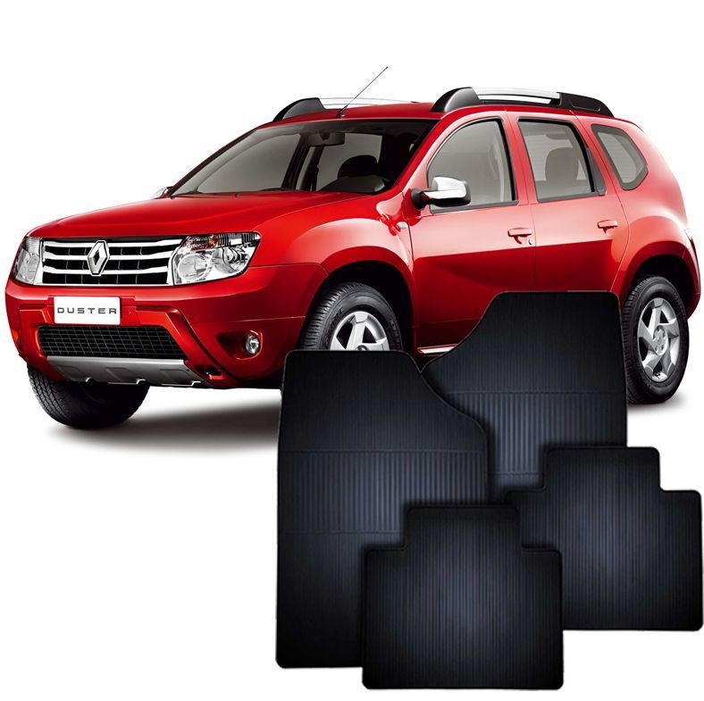 Tapete de Borracha Renault DUSTER