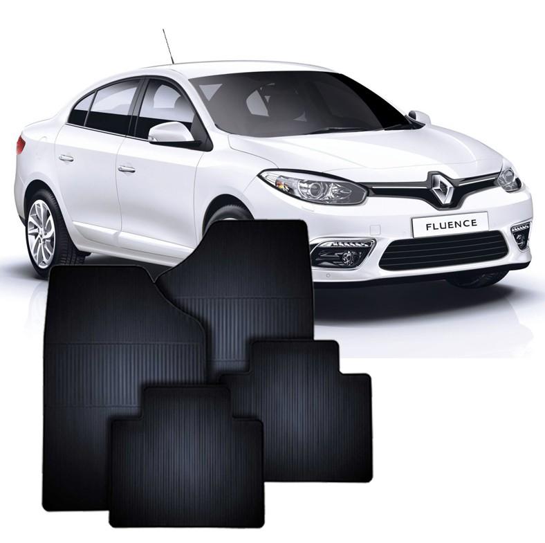 Tapete de Borracha Renault Fluence