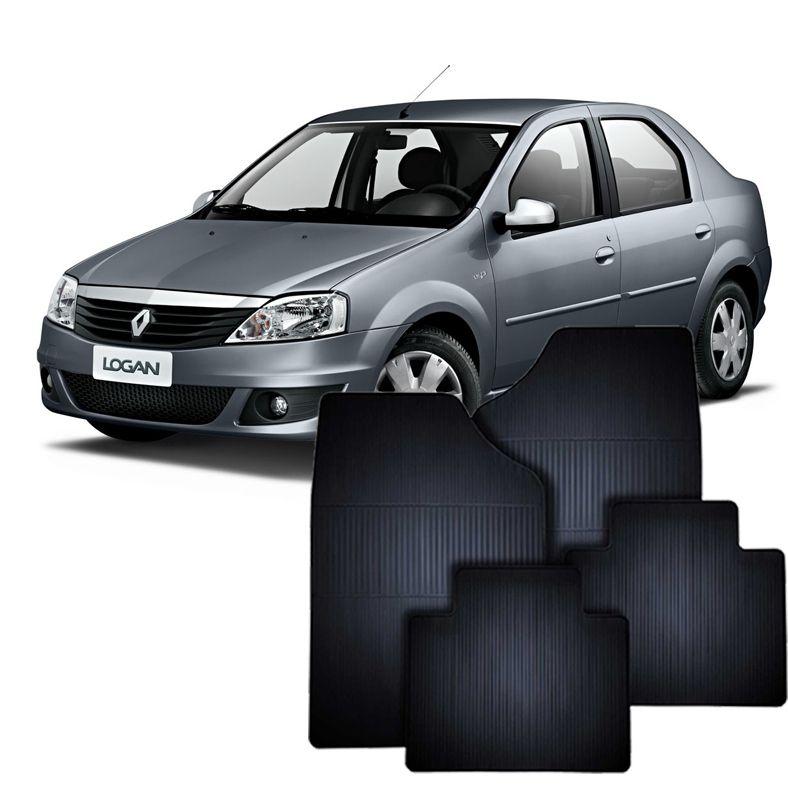 Tapete de Borracha Renault Logan
