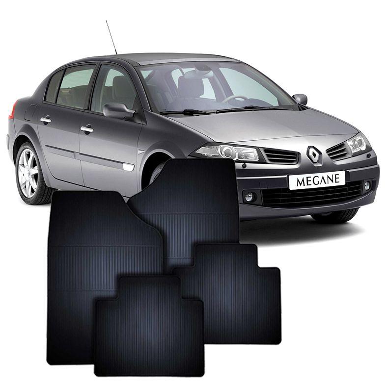 Tapete de Borracha Renault Megane