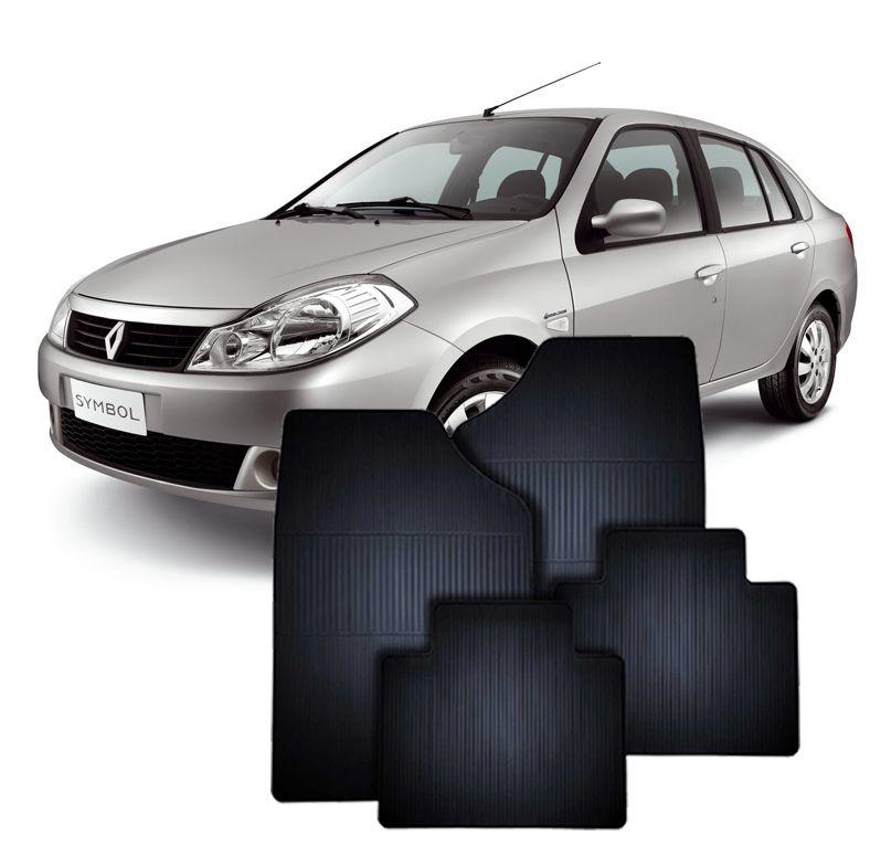 Tapete de Borracha Renault Symbol