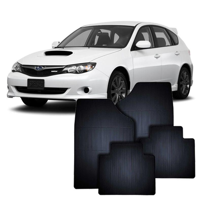 Tapete de Borracha Subaru Impreza