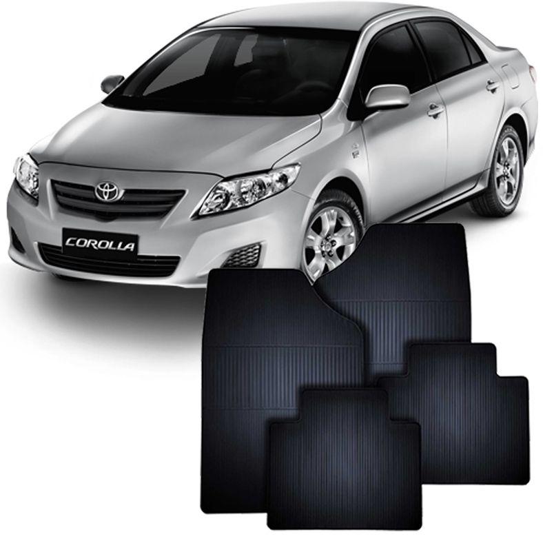Tapete de Borracha Toyota Corolla