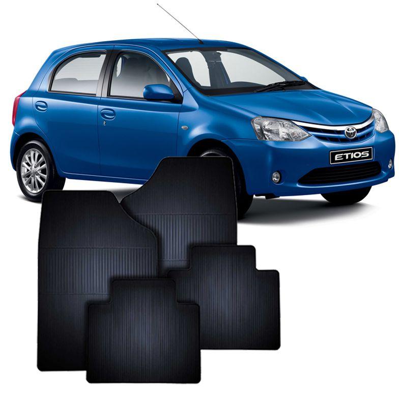 Tapete de Borracha Toyota Etios
