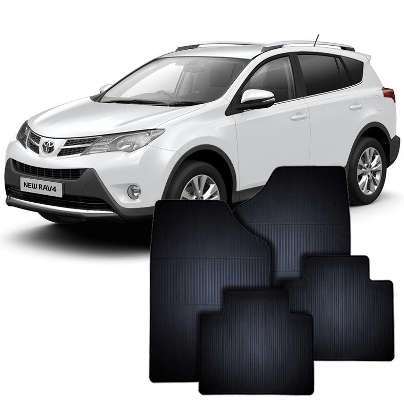 Tapete de Borracha Toyota RAV4