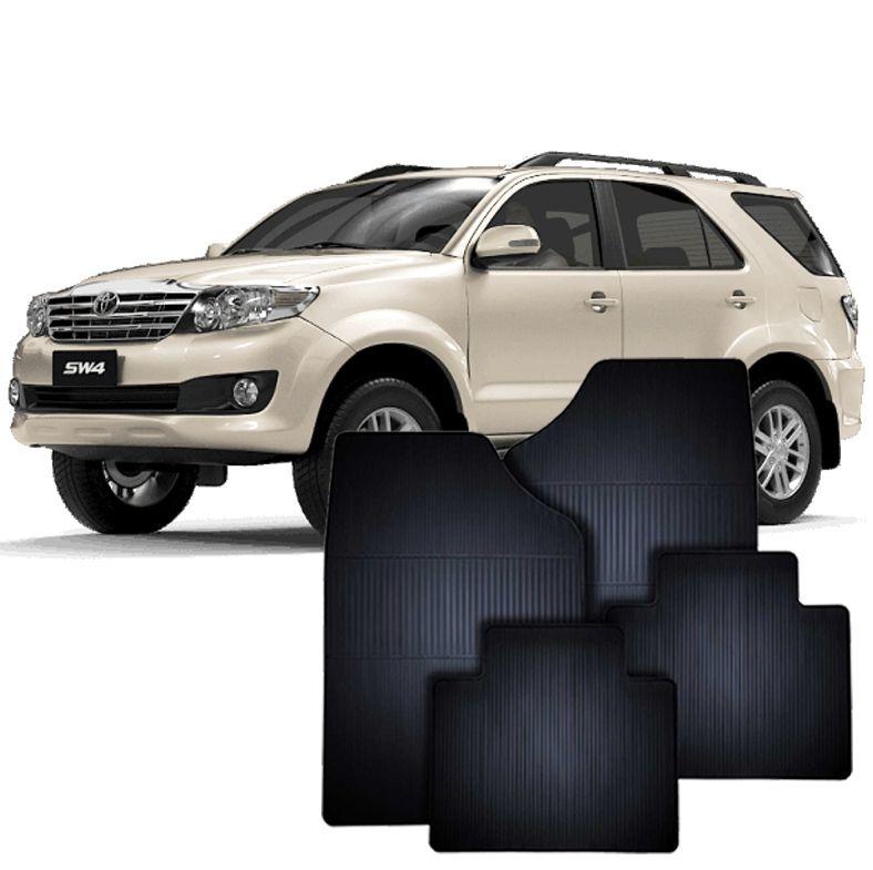 Tapete de Borracha Toyota SW4