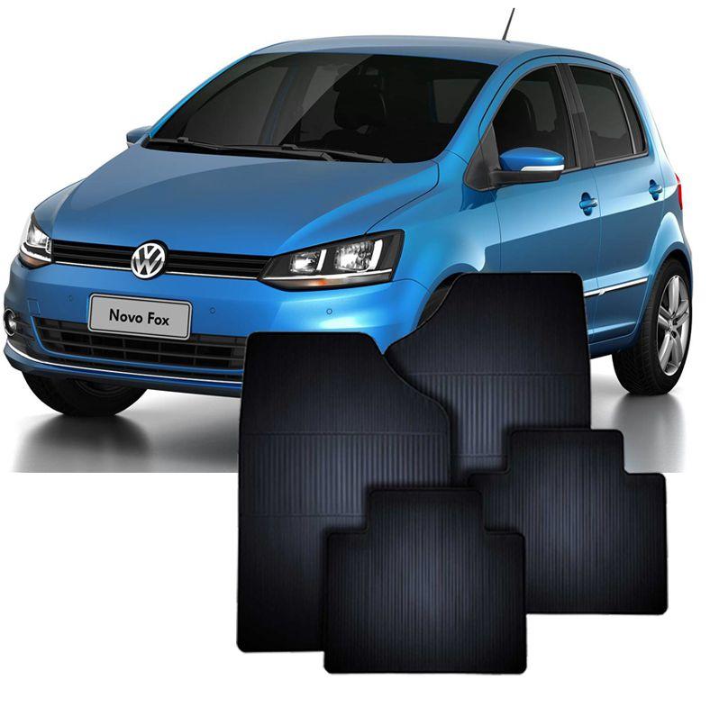 Tapete de Borracha Volkswagen Fox