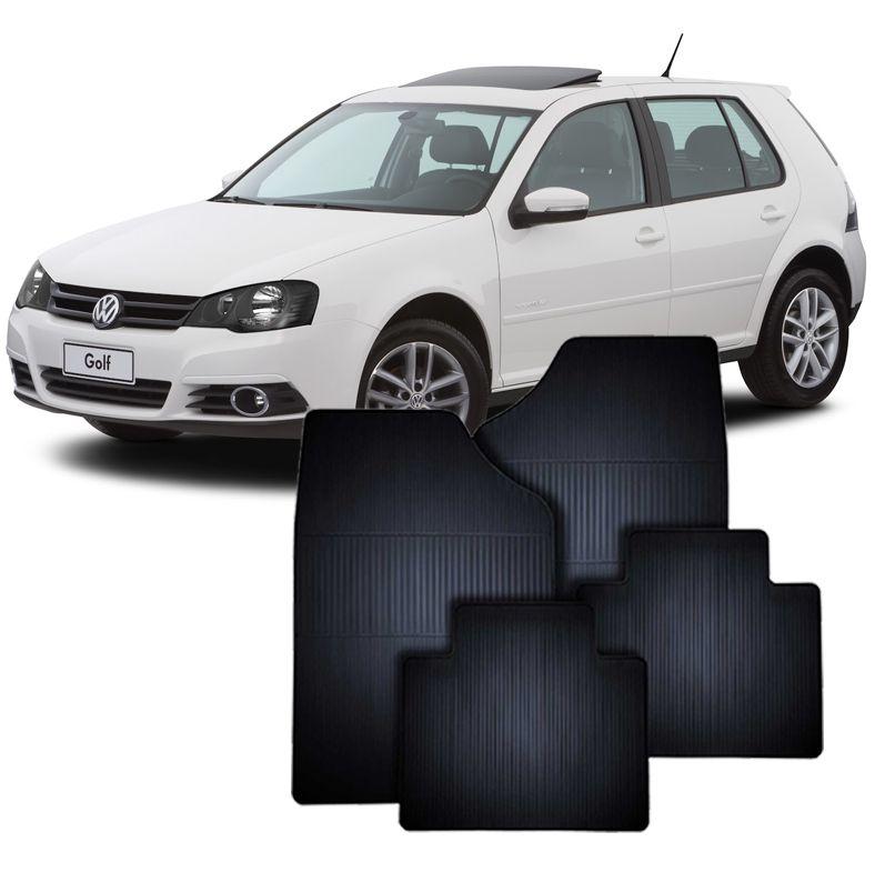 Tapete de Borracha Volkswagen Golf