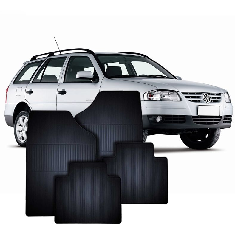 Tapete de Borracha Volkswagen Parati