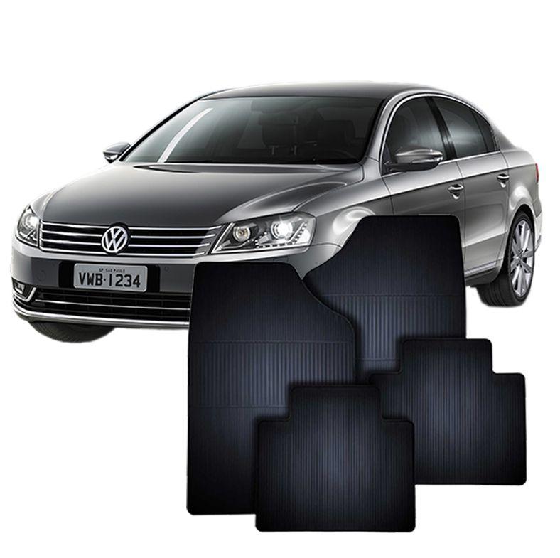 Tapete de Borracha Volkswagen Novo Passat