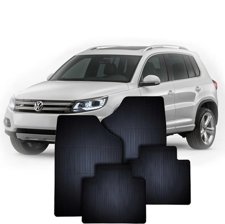 Tapete de Borracha Volkswagen Tiguan