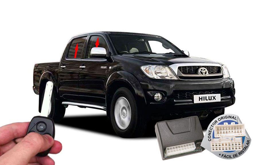 Módulo Subida Vidros HILUX Toyota 2008-2015 ORIGINAL