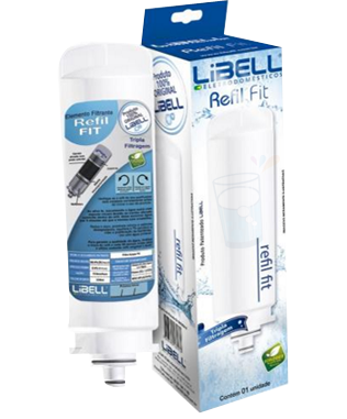 Refil Libell FIT - ORIGINAL  - Pensou Filtros