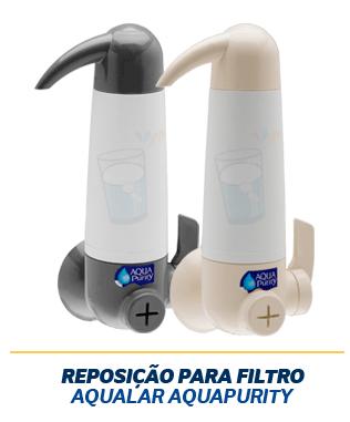 Refil 3M para Filtro Aqualar Aquapurity  - Pensou Filtros