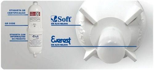 KIT - 10 REFIS SOFT EVEREST ORIGINAL  - Pensou Filtros