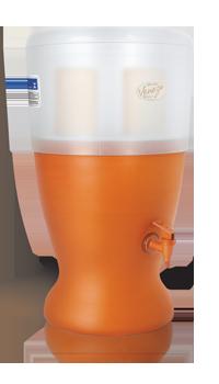 Filtro de Barro Veneza 6 litros  - Pensou Filtros