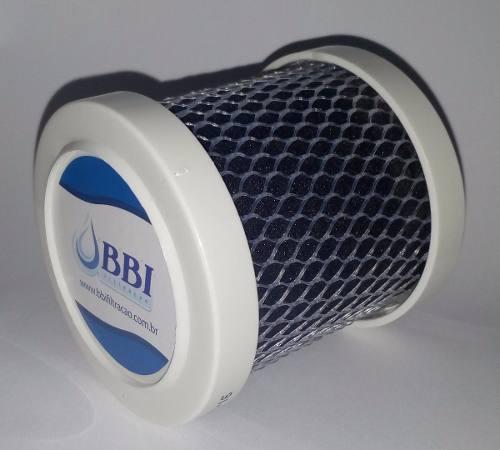Carvão Para Geladeira Odorless BBI - 2 UNIDADES  - Pensou Filtros