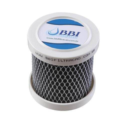 ML - Carvão Ativado Para Geladeira Remoção De Cheiro Bbi Odorless 2 UNIDADES  - Pensou Filtros