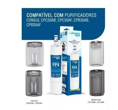 ML - Refil FP4 (Similar Consul)  - Pensou Filtros