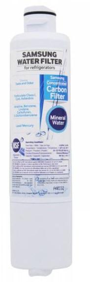 Filtro de Água para Refrigeradores Samsung HAF-CIN/EXP (Original)  - Pensou Filtros