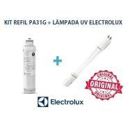 Refil Electrolux + Lampada Uv Para Purificador Pa31g Oferta