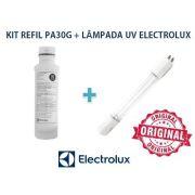 Lampada UV + Refil Electrolux para purificadores PA30G original