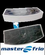 Porta Copo / Pingadeira Purificador Master Frio - Preto (original)