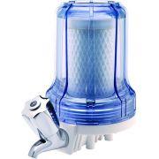 "Filtro Torneira Pentair Hidro Filter POU 5"" - azul cristal"