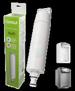 Filtro Refil CIX01AX para Purificador de Água Consul - CPC30, CPB35 e CPB36