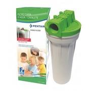 Filtro Caixa D'agua eco + Refil Extra Plissado 25 Micra